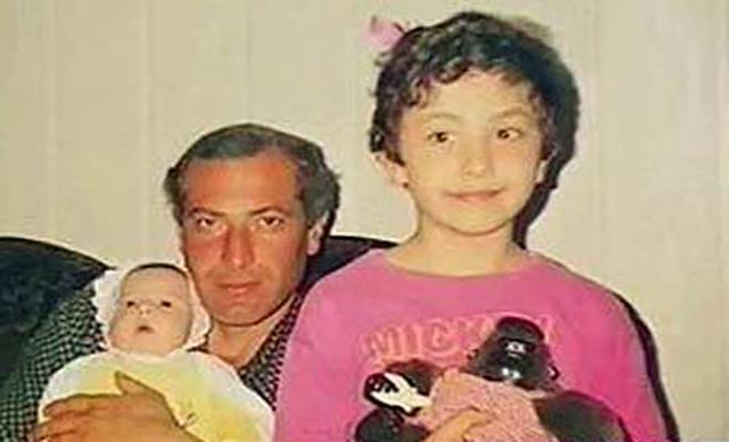 Виталий Калоев с детьми