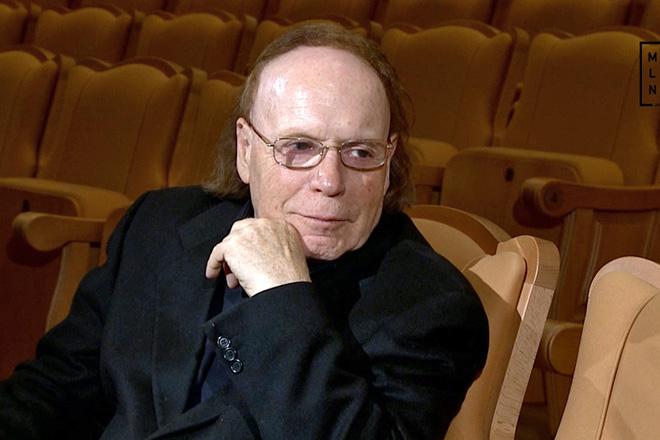 Эдвард Радзинский в театре