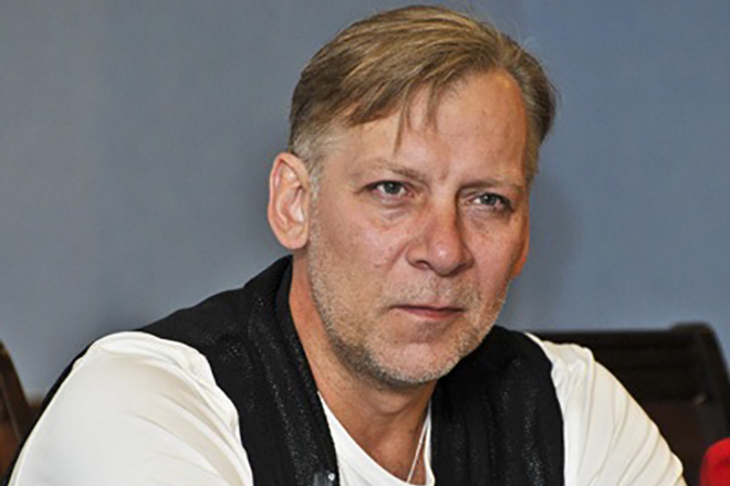 Виктор Раков в 2017 году