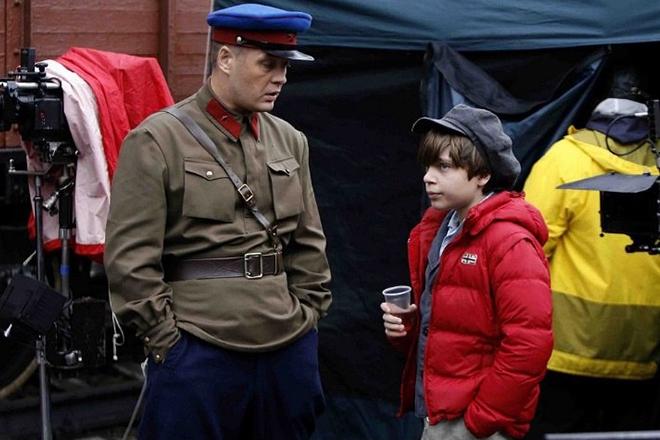 Егор Клинаев в сериале «Власик. Тень Сталина»