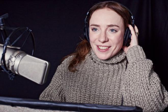 Тутта Ларсен на радио
