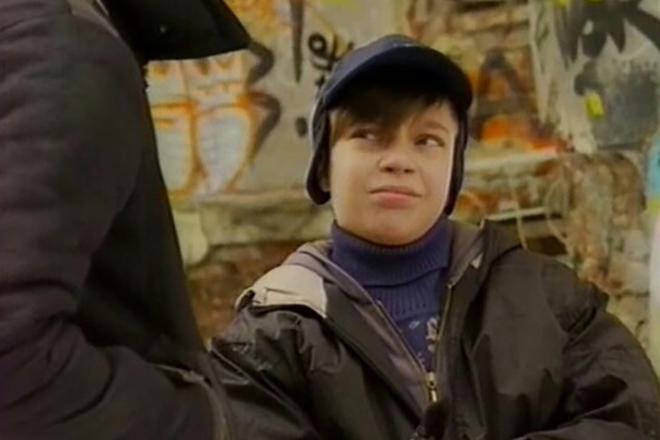 Егор Клинаев в сериале «Торговый центр»
