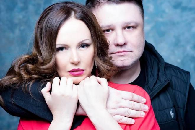 Сергей Майоров и Ирина Безрукова