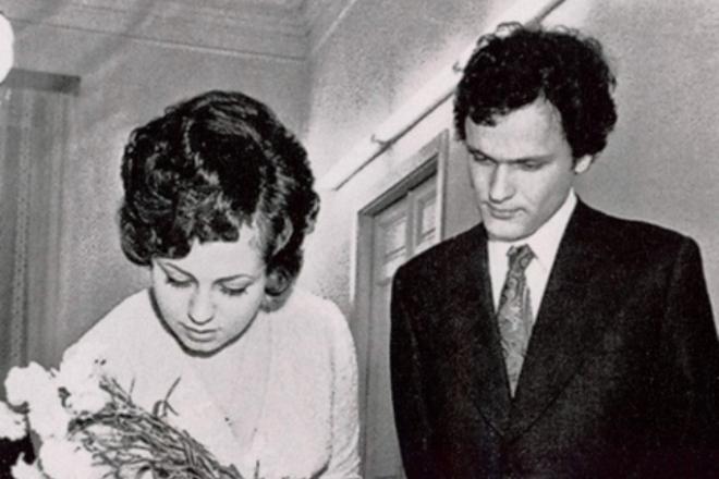 Николай Еременко-младший и Вера Титова