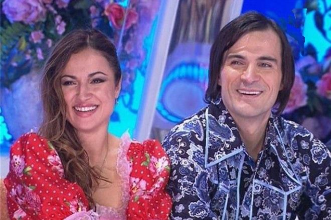Александр Дьяченко и Маргарита Дробязко