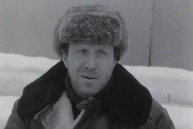 Владимир Стеклов в фильме «Бомж. Без определенного места жительства»