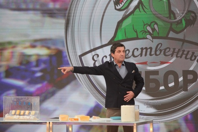 Отар Кушанашвили в ток-шоу «Естественный отбор»