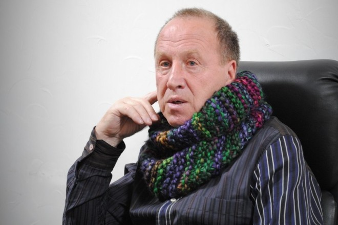 Актер Владимир Стеклов