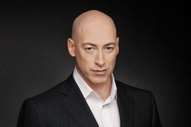 Журналист и телеведущий Дмитрий Гордон