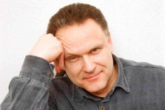 Актер Николай Еременко-младший
