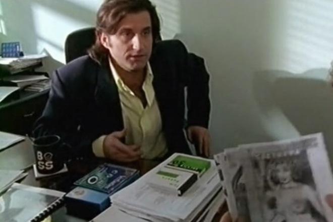 Отар Кушанашвили в сериале «Каменская-3»