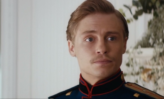 Александр Головин в фильме «Герой»