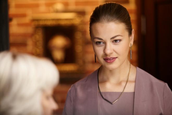Олеся Фаттахова в фильме «Второе дыхание»