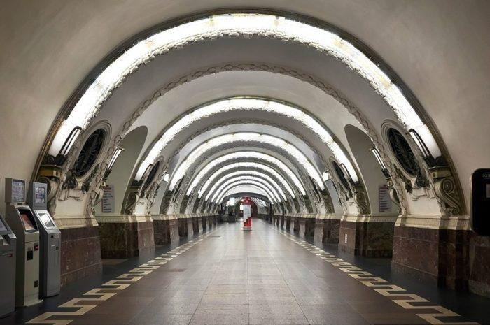 Карта метро Санкт-Петербурга в 2019 году: новые станции