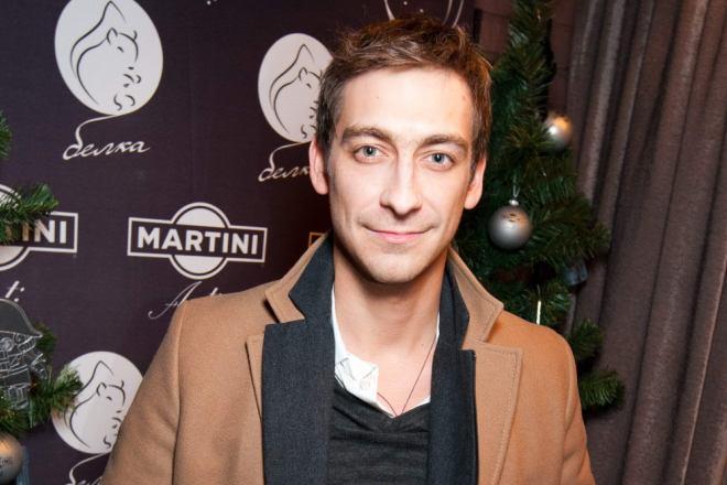 Актер Артем Ткаченко