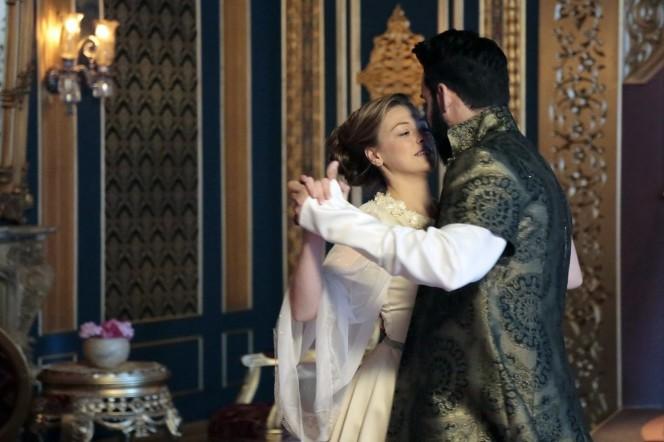 Олеся Фаттахова в сериале «Султан моего сердца»