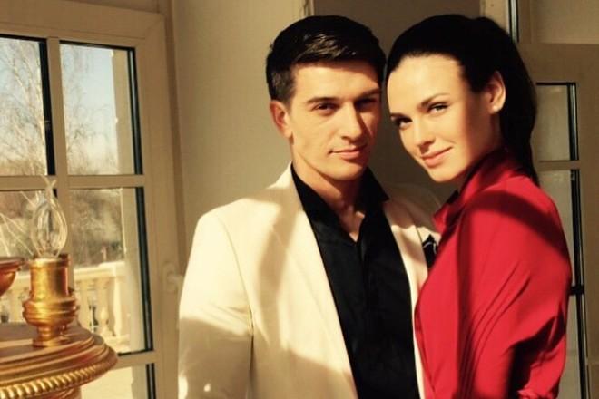 Станислав Бондаренко и Ирина Антоненко