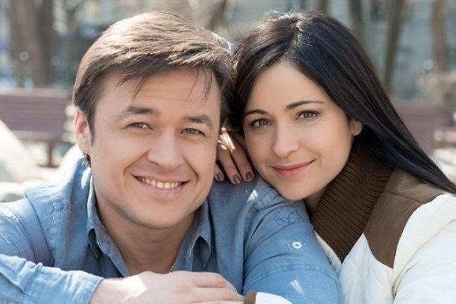 Ласло Долински и Любовь Тихомирова