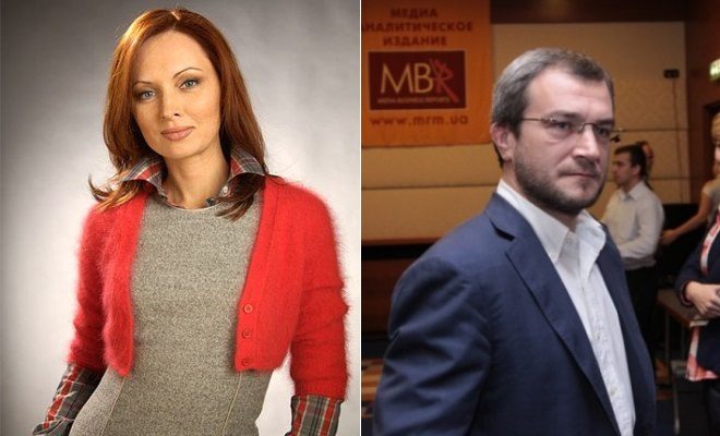 Елена Ксенофонтова и Илья Неретин