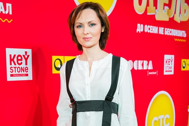 Актриса Елена Ксенофонтова