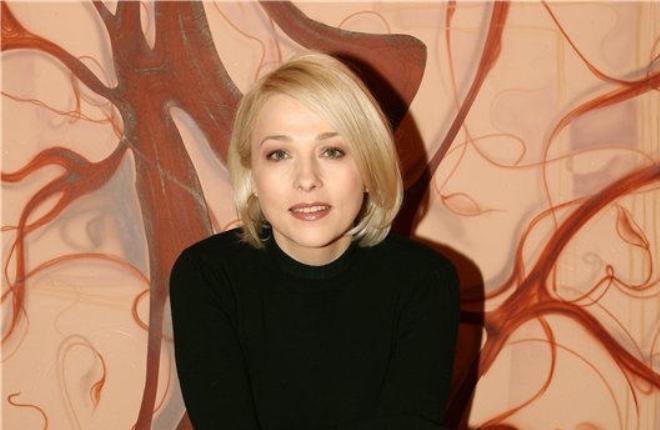 Актриса Анна Легчилова