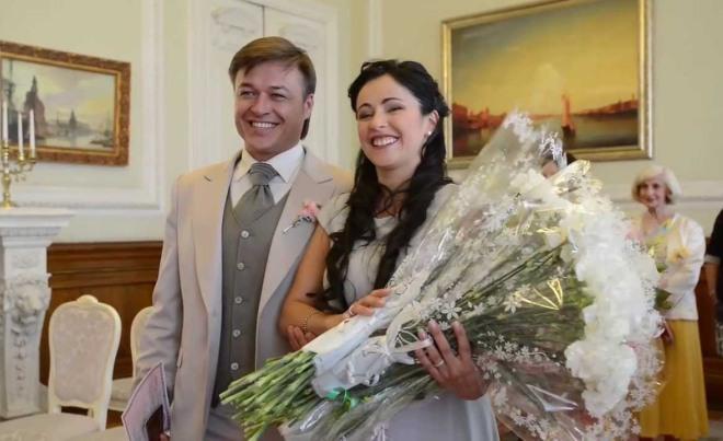 Свадьба Любови Тихомировой и Ласло Долински