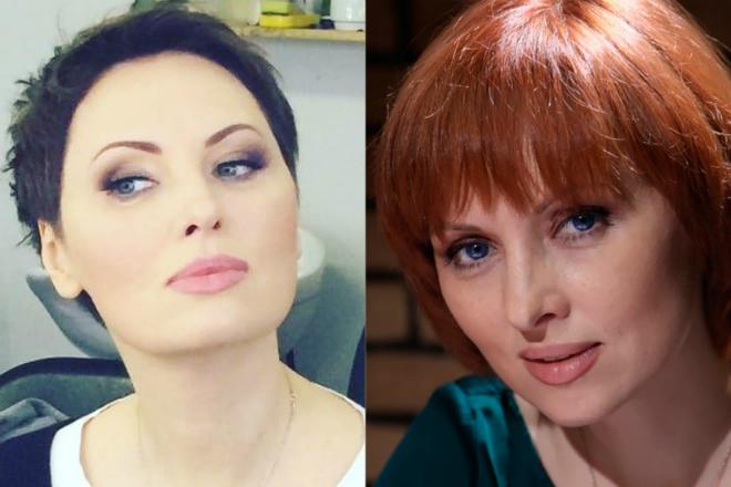 Стрижки Елены Ксенофонтовой