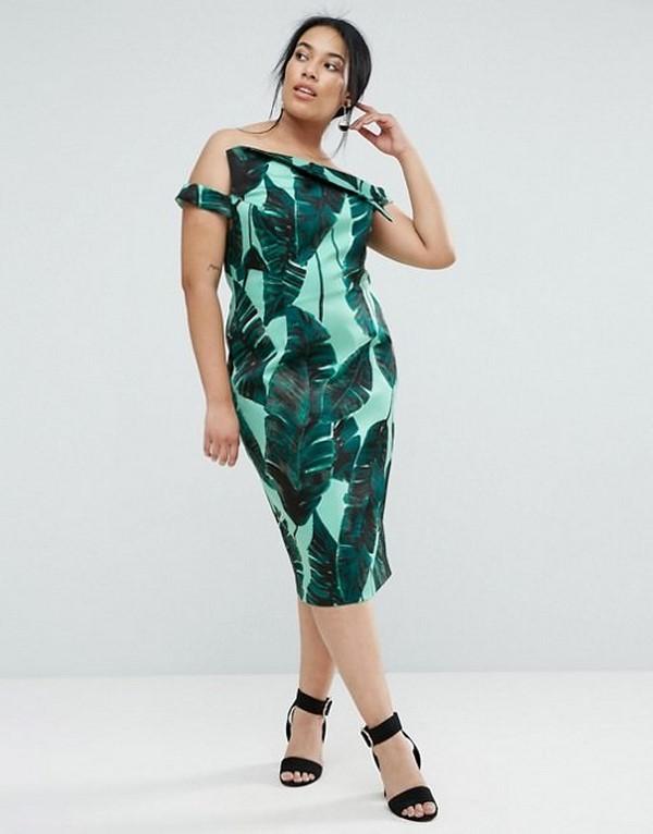 e93edef219d Красивые платья для полных женщин 2019-2020 – новинки