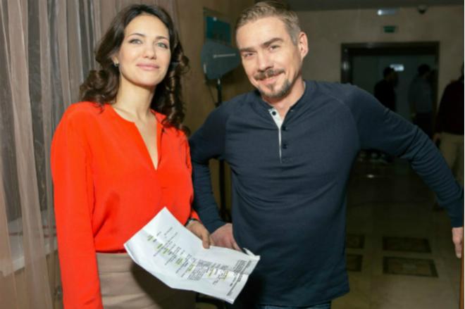 Екатерина Климова и Денис Никифоров снялись в заключительном сезоне «Молодежки» в 2019 году