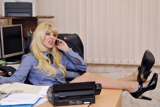 Ирина Медведева в скетч-шоу «6 кадров»