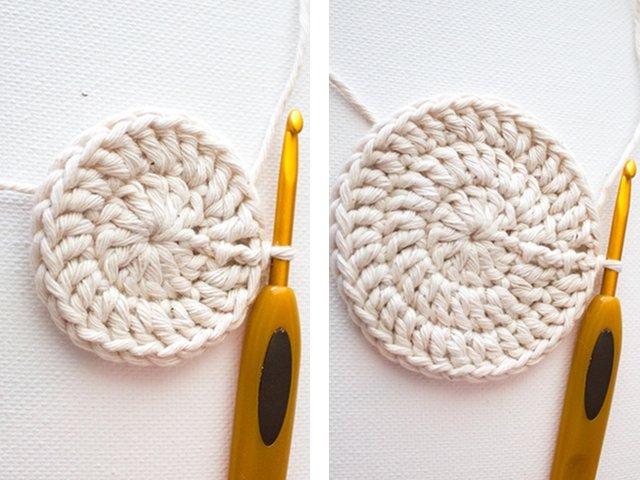 Салфетки вязаные крючком