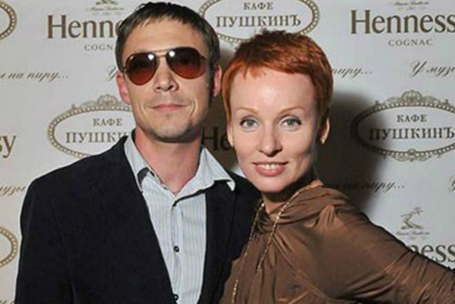 Жанна Эппле и Дмитрий Боченков