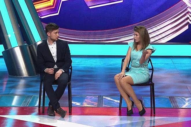 Алексей Шамутило и Юлия Топольницкая