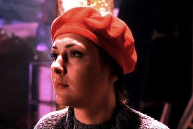 Елена Панова (Кадр из фильма «Бой с тенью»)