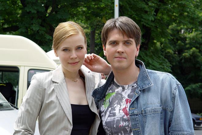 Денис Матросов и Мария Куликова