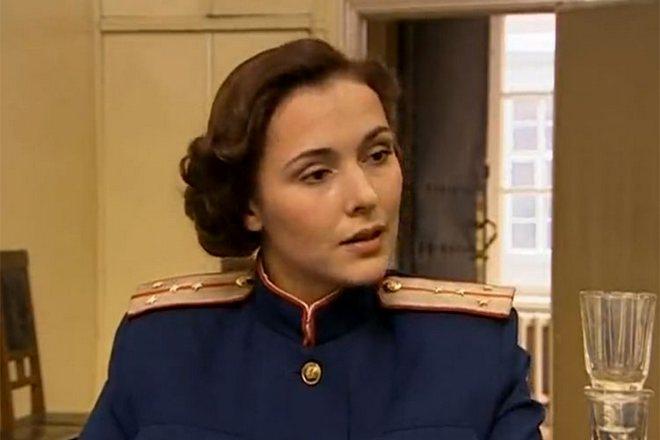 Елена Панова (Кадр из сериала «МУР есть МУР»)