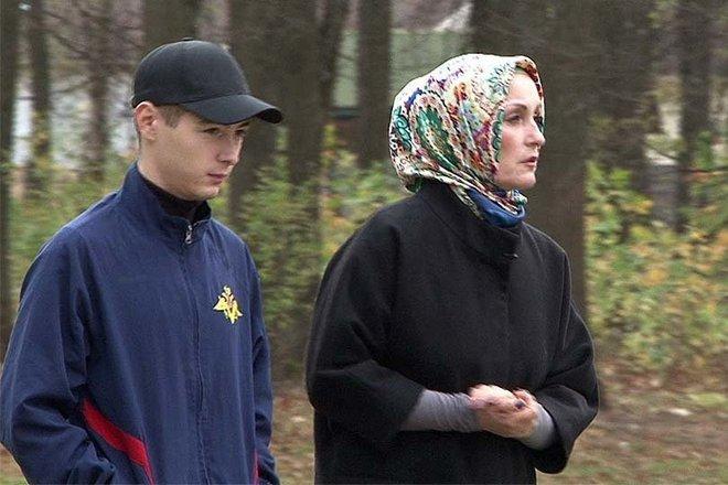 Ольга Шукшина и Василий Шукшин
