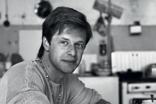 Борис Гребенщиков в молодости