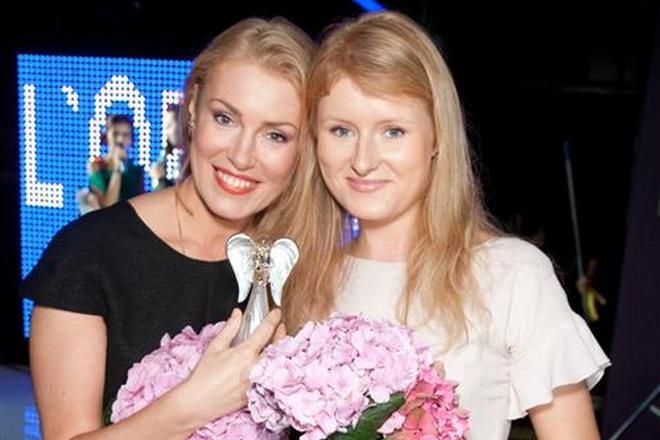 Мария Шукшина и Анна Шукшина