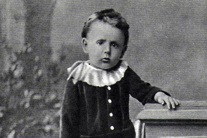 Самуил Маршак в детстве