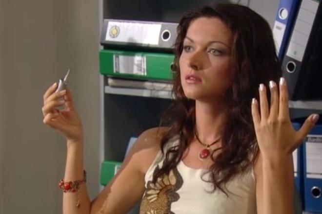 Юлия Такшина в сериале «Не родись красивой»