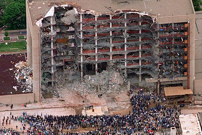 Теракт в Оклахоме