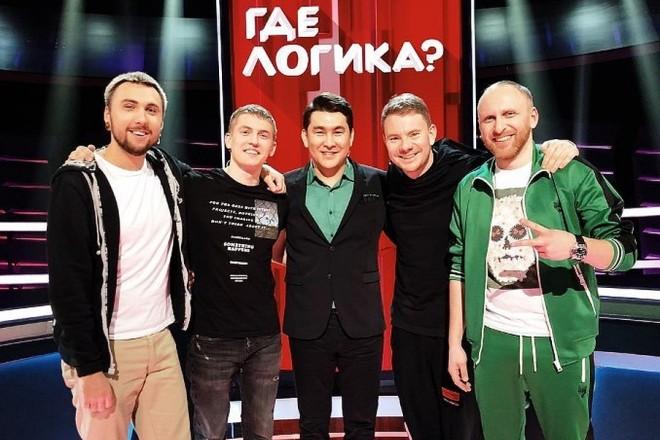 Алексей Щербаков в шоу «Где логика»