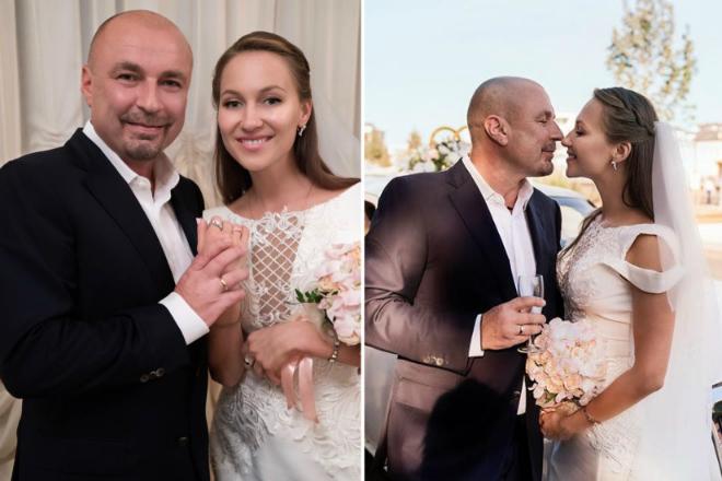 Свадьба Александра Жулина