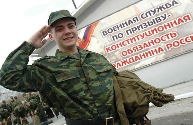 Готовность призывника к службе в армии