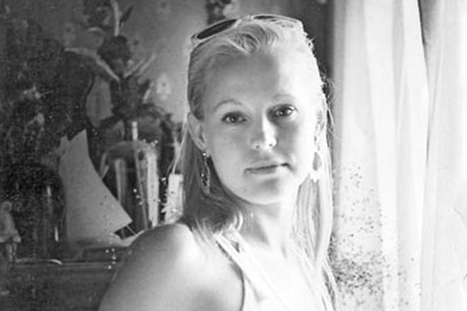 Елена Кондулайнен в молодости