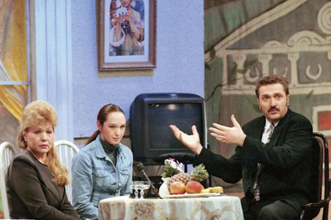 Валерий Комиссаров в программе «Моя семья»
