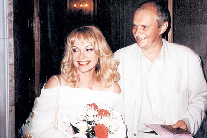 Свадьба Ирины Цывиной и Александра Благонравова