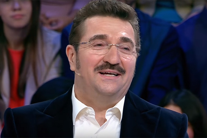 Валерий Комиссаров в 2018 году