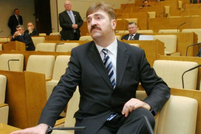 Депутат Валерий Комиссаров
